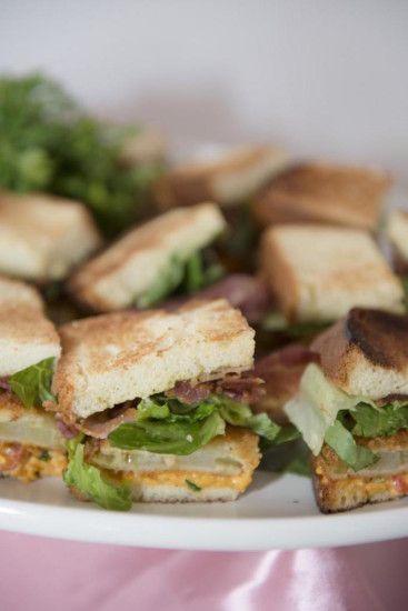 Baby Shower Food Ideas Sandwiches