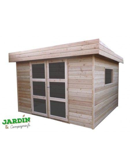 1000 id es sur le th me abri jardin toit plat sur for Abri jardin gris toit plat