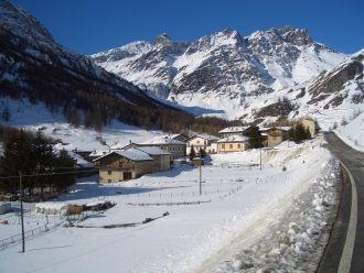 Chianale in Pontechianale, Piemonte