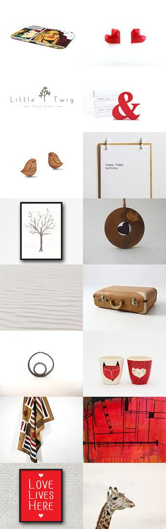 LiTtLe TwIG by ••Bec•• on Etsy--Pinned with TreasuryPin.com