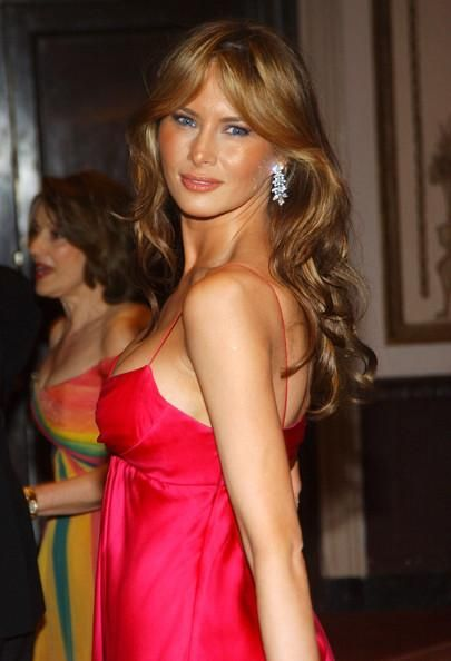 Donald Trump's wife Melania Trump, you must see her photos..