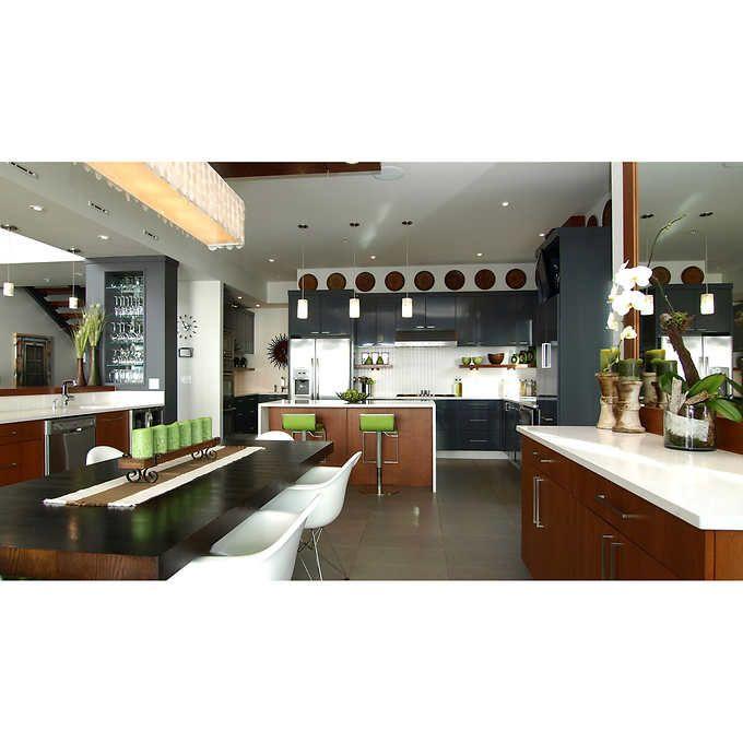 Https Www Costco Ca Merit Custom Kitchen Cabinets Product 10320778 Html Custom Kitchen Cabinets Custom Kitchen Kitchen