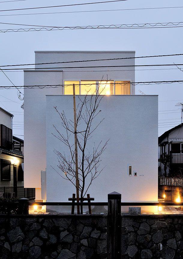 『間』の家・間取り   注文住宅なら建築設計事務所 フリーダムアーキテクツデザイン