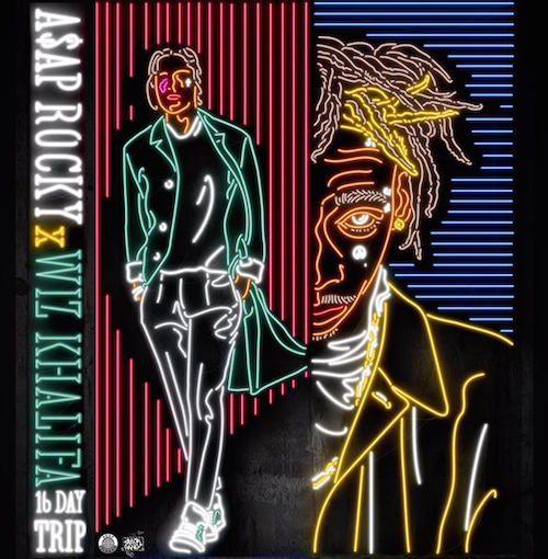 ASAP Rocky & Wiz Khalifa Announce '16 Day Trip' Tour