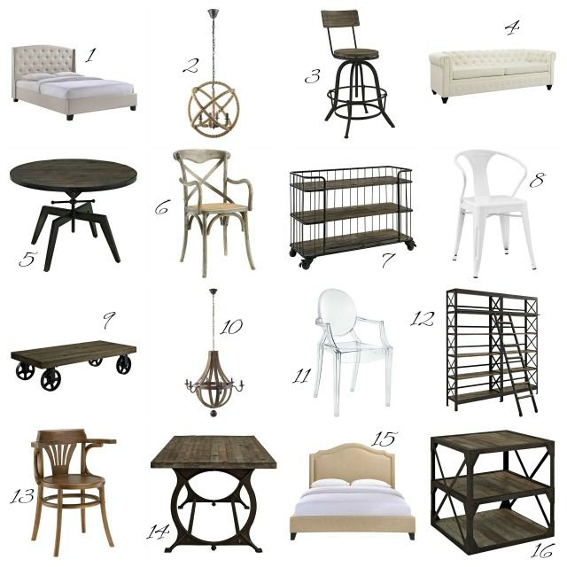 Eclectic furniture sale stylish affordable furniture for Eclectic furniture style
