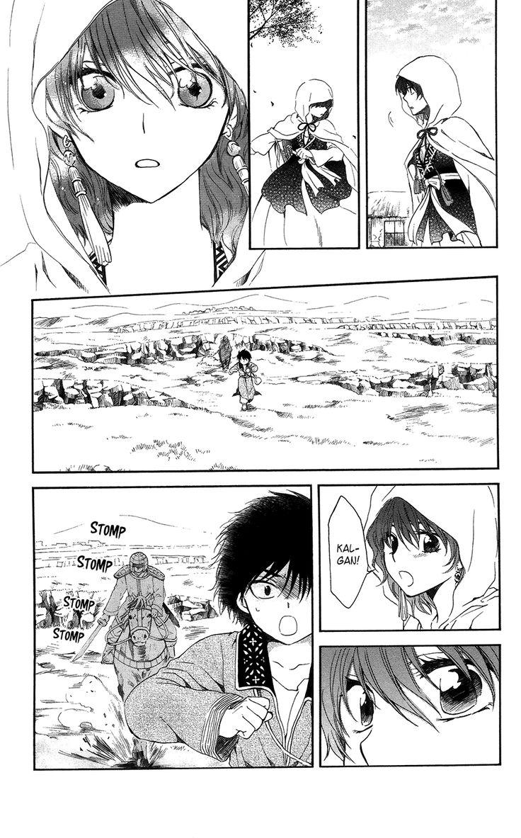 Read Akatsuki no Yona Vol. 17 Chap 98: Run online