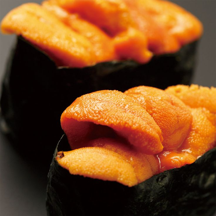 Uni. How delicious it tastes is inversely proportionate to how disgusting it looks.