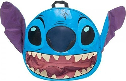 Bioworld Disney Lilo  Stitch 3D Backpack >>> See this great product.