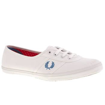Ladie?タ?s Fred Perry Shoes