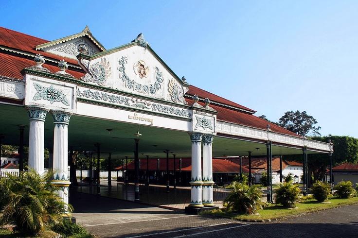 Keraton, Kesultanan - Jogjakarta