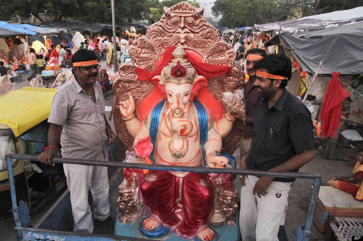 Ganesh Chaturthi 2012