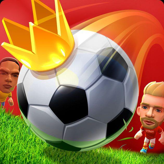 World Soccer King Bluehole Pnix Inc Soccer King Sport Sport Games