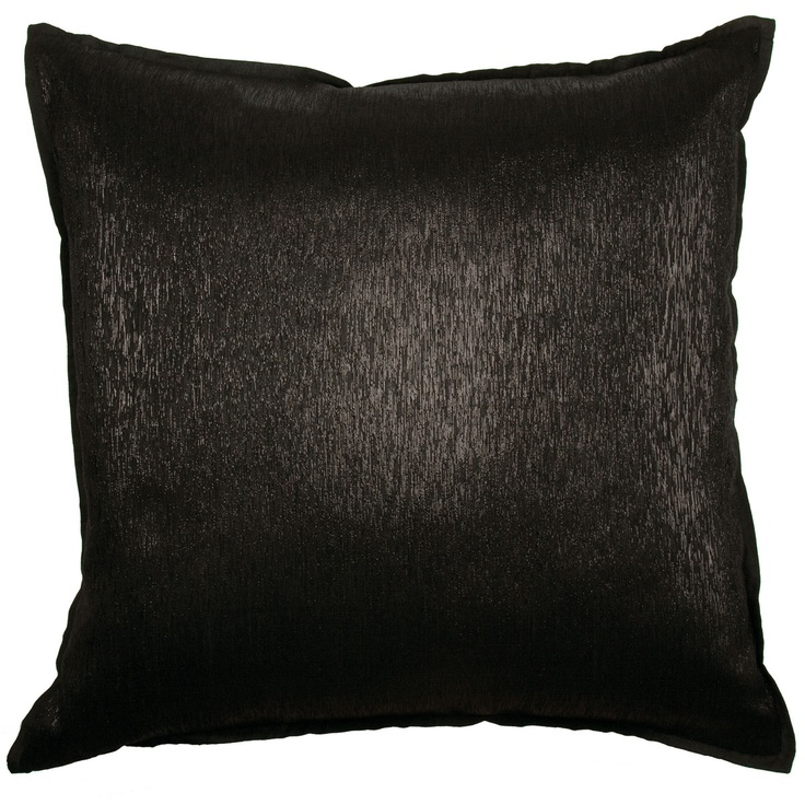 50x50cm Glimmer cushion Caviar