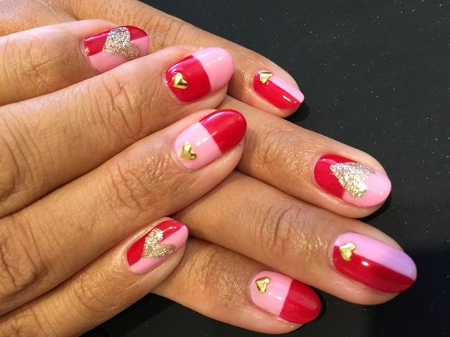 valentines nail art 1000 images about valentines day nail on 13226