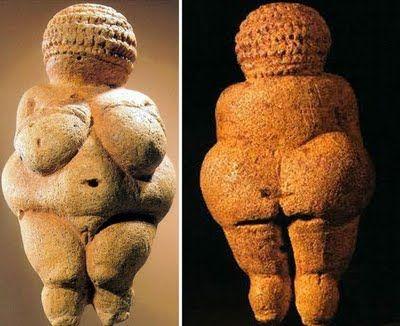 kART voir: n041 La Vnus de Willendorf 23 000 av JC