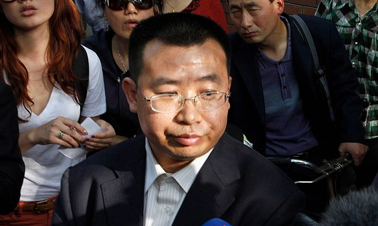 FOX NEWS: China jails prominent human rights lawyer for 2 years for 'inciting subversion'