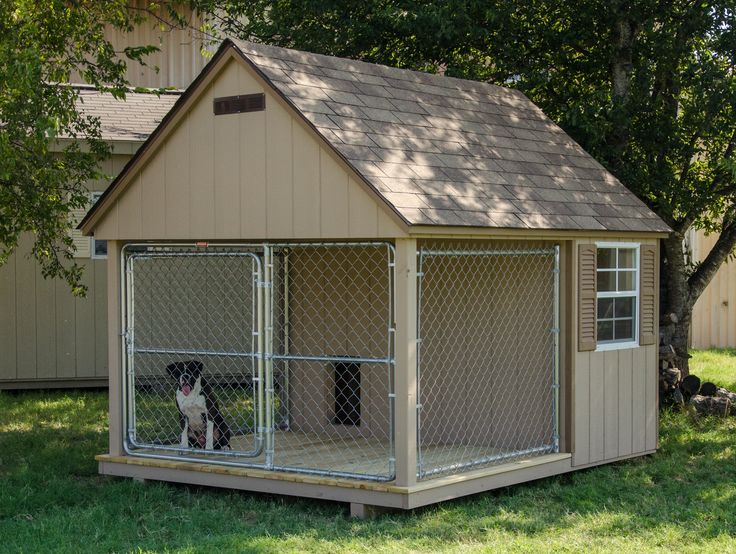 Best 25 cheap outdoor dog kennels ideas on pinterest for Dog run outdoor kennel house