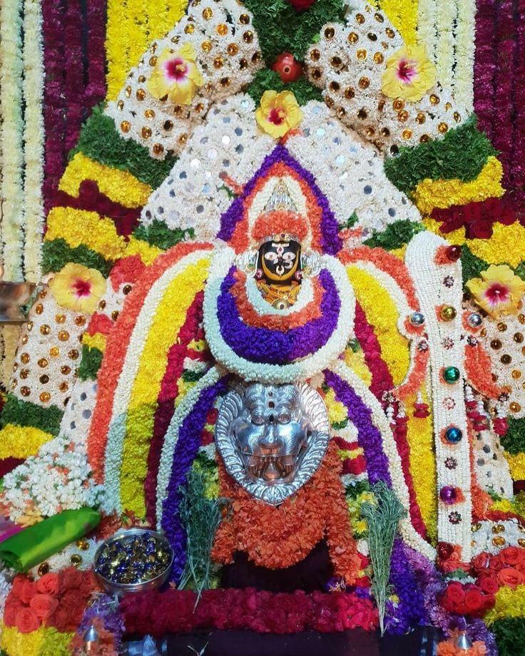 Banashankari | Devi durga, Devi, Flower art