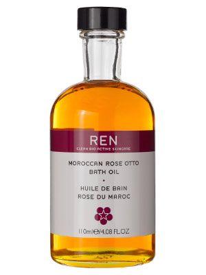 Ren Moroccan Oil Bath Oil