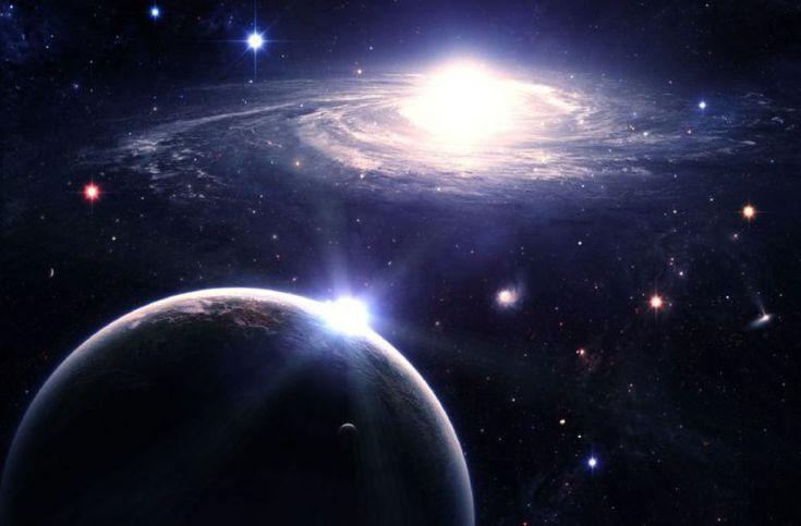 viajar por el espacio