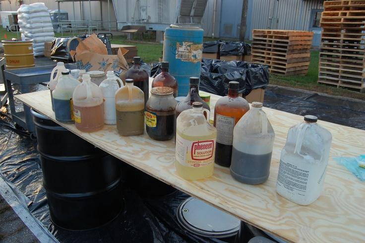 Versailles Missouri Household Hazardous Waste Event