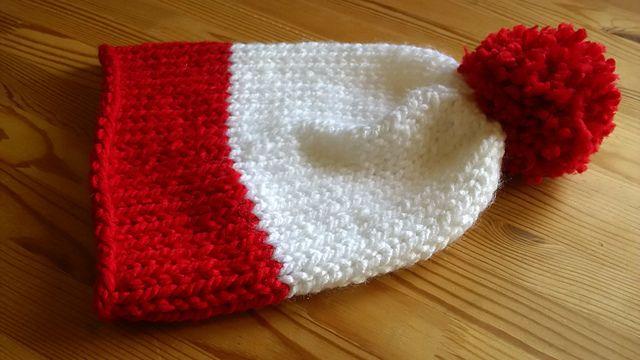 Ravelry: Where's Waldo Hat pattern by Stephanie Oue