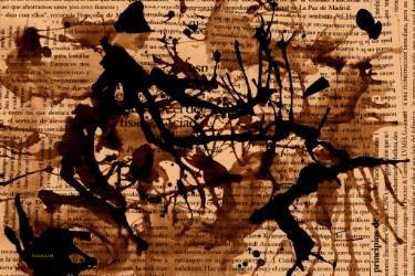 "Saatchi Art Artist ACQUA LUNA; Painting, ""36-Arte ABSTRACTO."" #art"