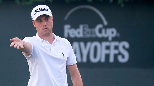 Justin Thomas became the PGA Tour's latest FedExCup Champion after finishing second at the Tour Championship on Sunday.