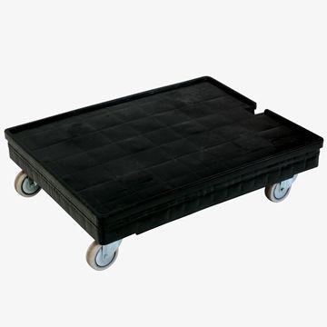 Detayları Göster Plastik Kasa Taşıma Arabası Tip 1 620x820 mm
