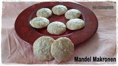 ☆ Küchenexperimente von Heike ☆: Mandel Makronen