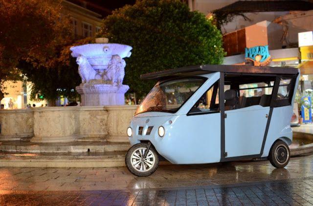 Sunnyclist: Το πρώτο ελληνικό ηλιακό όχημα παει για Crowd Funding