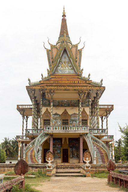 http://www.greeneratravel.com/ Battambang . Cambodia