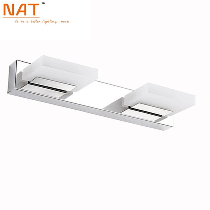 Find More LED Indoor Wall Lamps Information About Modern 35cm 6W Acrylic  LED Mirror Light For