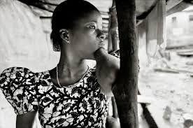 Mariatu Kamara photographed by Nick Danziger