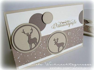 Liebe Weihnachtsgrüße ★ 7 ({Bellas} Papierträume)