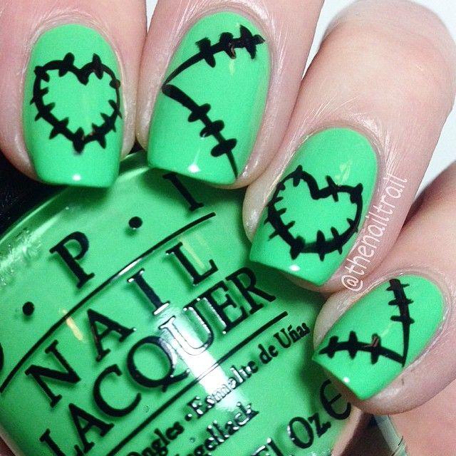 Mejores 85 imágenes de uñas con dibujo en Pinterest | Uñas bonitas ...