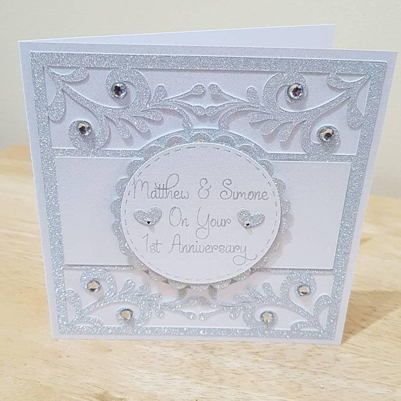 Handmade Personalised Engagement Card Daughter Son Sister Brother Granddaughter