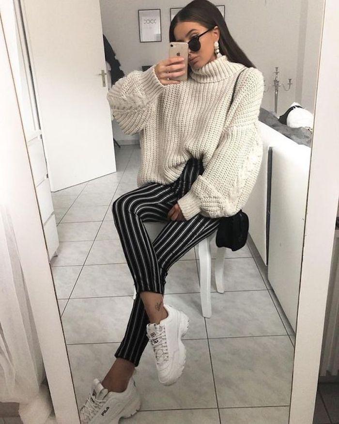 pull a la mode femme 2018