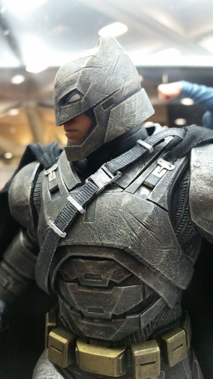 ArtStation - Batman V Superman : Dawn Of Justice - Armored Batman, James Marsano