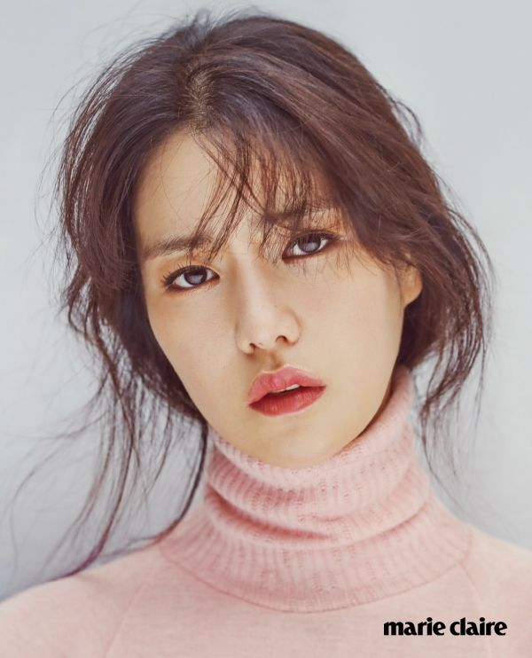 Im Ji Yeon - Marie Claire Magazine September Issue '15