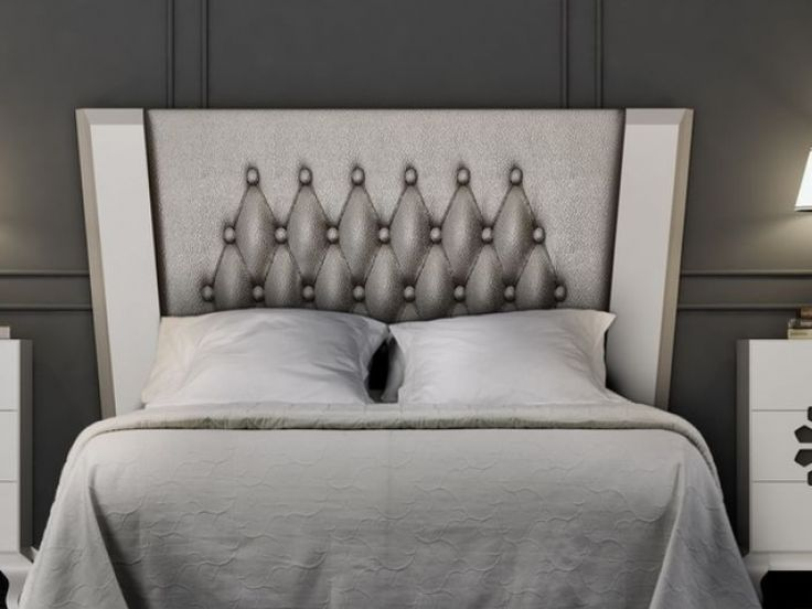Decoracion cabeceros tapizados acolchado decoracion - Cabeceros cama acolchados ...