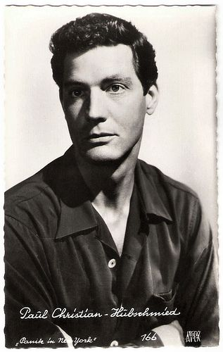 Paul Hubschmid (* 20. Juli 1917 in Aarau; † 1. Januar 2002 in Berlin) war ein Schweizer Film- und Theaterschauspieler.