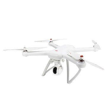 Xiaomi Mi Drone WIFI FPV With 4K 30fps & 1080P Camera 3-Axis Gimbal RC Quadcopter Sale - Banggood.com