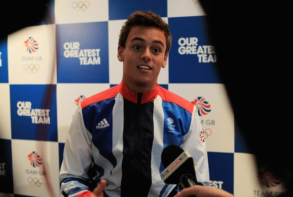 Tom Daley Photo - Team GB Kitting Out