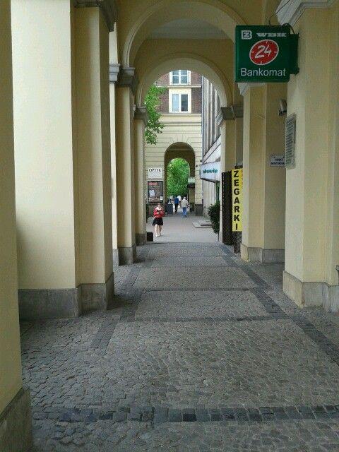 Warszawa, Plac Zbawiciela