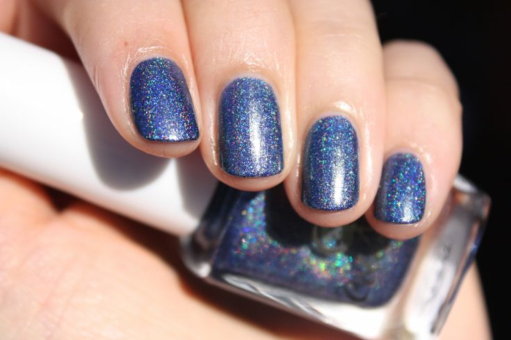 Break Of Day swatched by Haylee of @drydammitnails