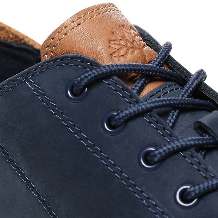 Instantáneamente binario Continental  Adventure 2.0 Cupsole Oxford for Men in Navy- in 2020 | Mens oxfords, Navy  timberlands, Boots