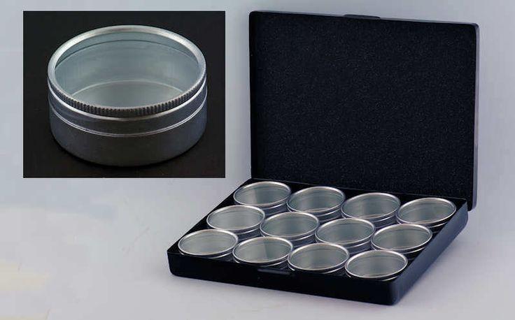 12 x Alu-Dosen Aluminium-Dosen Aluminiumdosen Dosenset Blechdosen Metalldos Dose in Möbel & Wohnen, Klein- & Hängeaufbewahrung, Boxen | eBay!