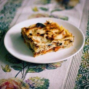 Запеченная овощная лазанья по-средиземноморски рецепт – средиземноморская кухня, вегетарианская еда: паста и пицца. «Афиша-Еда»