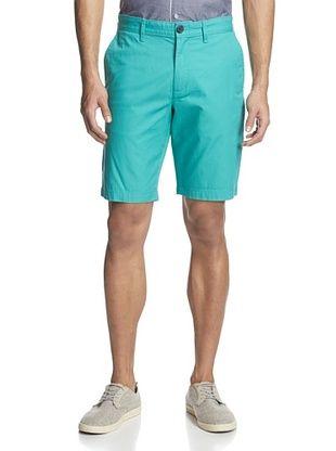 64% OFF Original Penguin Men's Solid Shorts (Bright Aqua)